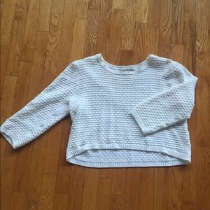 American Rag cropped sweater
